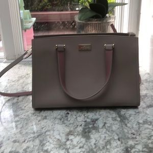 Kate spade handbag with crossbody strap